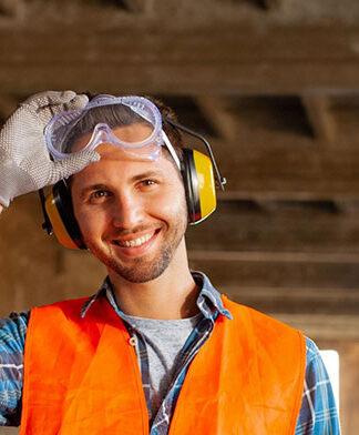 Ochrona głowy, twarzy i oczu